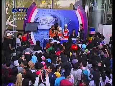 Cindy & Viona Di dahsyat grand city