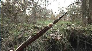 getlinkyoutube.com-Deer hunting with a primitive bow!