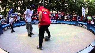 getlinkyoutube.com-European Panna 2vs2 Championship 2014 FINAL: Jeand Doest & Zohair vs Soufiane Bencok & Ilyas Touba