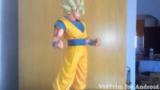 dragon ball son goku banpresto master star piece