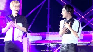 getlinkyoutube.com-150912 EXO'luXion in Chongqing - Playboy edited ver. (D.O. Focus)
