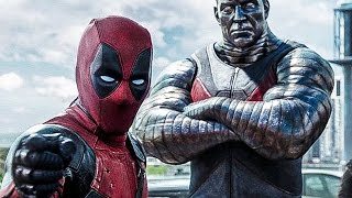 getlinkyoutube.com-Deadpool Trailer (2016) Marvel (Deadpool Movie Trailer 1+2)