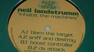 getlinkyoutube.com-Neil Landstrumm - Blam The Target