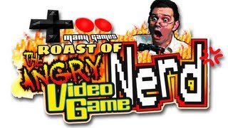 getlinkyoutube.com-The Roast of the Angry Video Game Nerd | SILVERMANIA