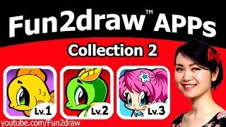 getlinkyoutube.com-Fun2draw APPS Collection 2 + FREE Gift Drawing