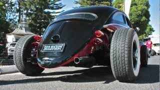 getlinkyoutube.com-Skulbugery, Volkswagen Beetle chop job