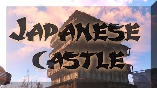 Fallout 4 - Japanese Castle Build [NO mods NO console commands]