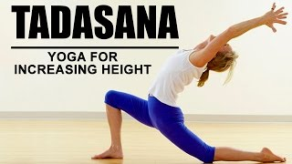getlinkyoutube.com-Yoga For Increasing Height | Tadasana Yoga