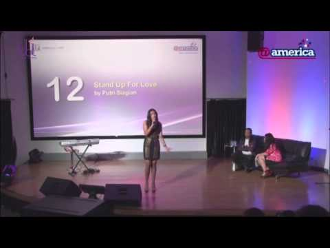 Putri Rama Siagian - Stand Up for Love