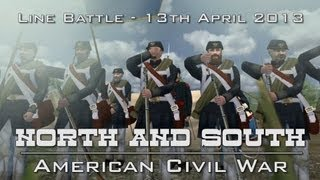 getlinkyoutube.com-Mount and Blade-  Line Battle - North & South Mod - Saturday Event  (13-04-2013)