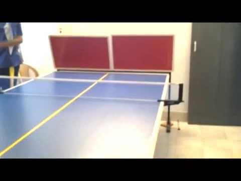 Table Tennis Return Board
