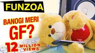 KYA BANOGI MERI GF? Funny Propose Day Song For Boys | BF GF Funny Funzoa Videos
