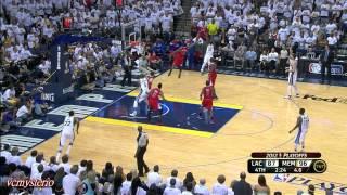 getlinkyoutube.com-Chris Paul highlights vs Grizzlies Game1 (2012.04.29)