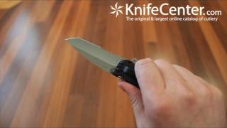 getlinkyoutube.com-Columbia River Carson M16-12Z Folding Knife