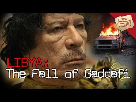 Libya: The Fall of Gaddafi - Stuff They Don't Want You to Know