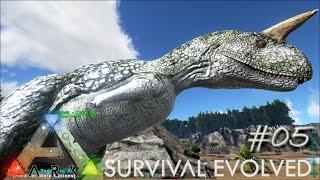 getlinkyoutube.com-ARK: Survival Evolved Ep 05 - Albino Dinos!!! (Server Let's Play)