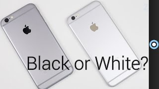 getlinkyoutube.com-iPhone 6: Black or White?