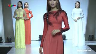 getlinkyoutube.com-Thời trang phong cách trẻ_Xu hướng_Áo dài Hòa Vi