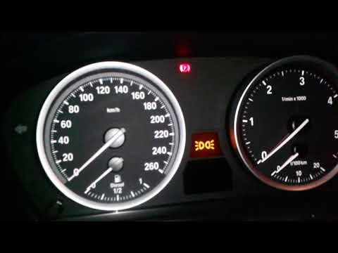 Расположение предохранителя спидометра у BMW X6