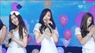 getlinkyoutube.com-[HD] Performance 110421 A Pink - Wishlist + I don't know ( Debut 1st Stage )