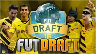 NAJLEPSZY ATAK Z DORTMUNDU! - FUT DRAFT FIFA 16