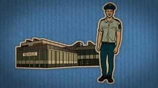 Erklärfilm: Wie bewirbt man sich bei der Bundespolizei?
