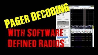 Pager Data Decoding with RTL-SDR -Tutorial