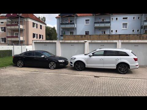 Планы на Ауди А6 (Audi A6)