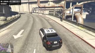 getlinkyoutube.com-GTA5 之不小心搶到警車怎麼辦