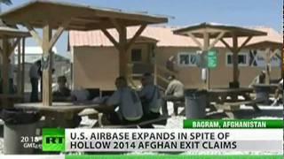 Bagram base prepares for $100 million prison