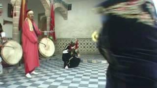 getlinkyoutube.com-Les Gnawas d'Essaouira (1)