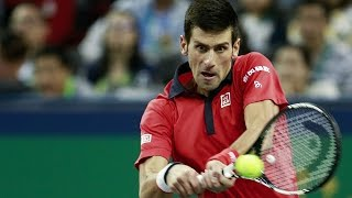 getlinkyoutube.com-2015 Shanghai Rolex Masters Final Highlights - Djokovic v Tsonga