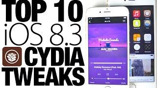 getlinkyoutube.com-Top 10 iOS 8.3 Cydia Tweaks - Best Taig 8.3 Jailbreak Compatible