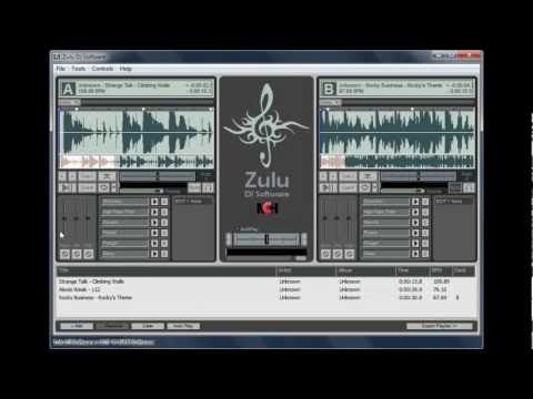 Zulu DJ Software Video Tutorial