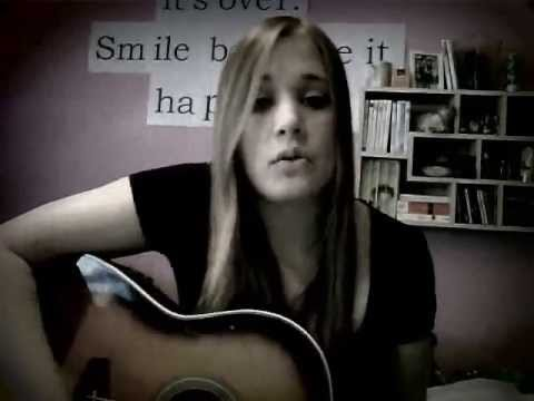 Passenger - Let her go Cover by Debbie