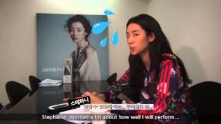 getlinkyoutube.com-[YGK+ TV] YG케이플러스 대기실 '모델 스테파니 리' 예고편