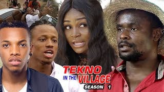 Tekno in the village Season 1 - 2018 Latest Nigerian Nollywood Movie Full HD width=
