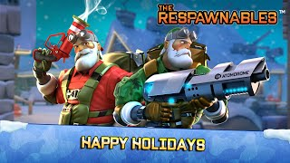 getlinkyoutube.com-Lets Play: Respawnables Holidays (Christmas Edition) - iOS / Android - HD Gameplay Trailer