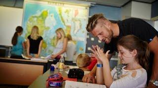 Lær dansk på Den Danske Sommerskole: Informationsfilm