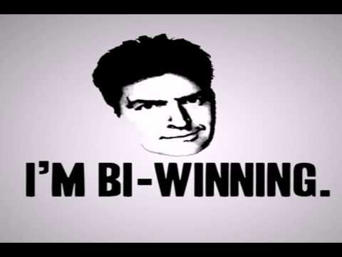 Charlie Sheen Bi-Winning 1 Hour