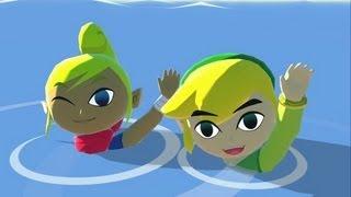getlinkyoutube.com-The Legend of Zelda: The Wind Waker HD Walkthrough Finale - Final Boss Fights + Ending & Credits