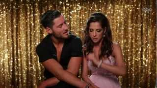 getlinkyoutube.com-The Dancers Confess   Week 10   Dancing With The Stars
