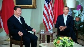 President Obama's Bilateral Meeting with President Xi Jinping of China