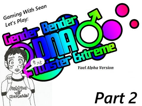 Gaming With Sean - Ep8: Lets Play Gender Bender DNA Twister Extreme! Part 2
