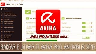 getlinkyoutube.com-Como Baixar, Instalar e Ativar o Avira PRO Antivírus 2015 - Atualizado