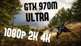 getlinkyoutube.com-GTX 970M - Just Cause 3 - ULTRA 1080p 2k 4k (FPS test)