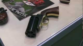 getlinkyoutube.com-IWA 2013 - Pietta's new items