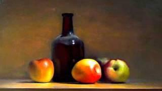 getlinkyoutube.com-'Old master' still life painting...