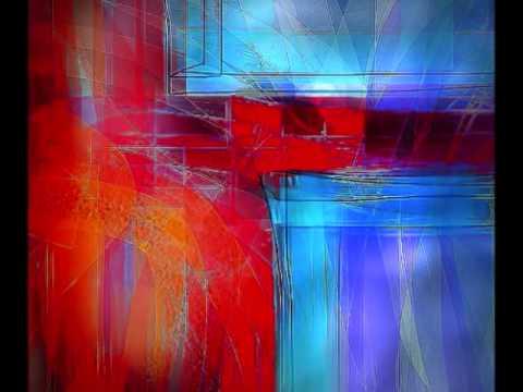 Beto Velazquez - Arte abstracto, tecnica mixta