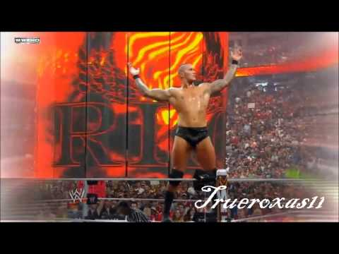 RANDY ORTON CUSTOM TITANTRON 2012  HD